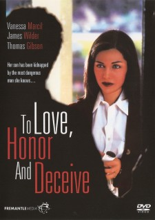 Affiche du film To Love, Honor and Deceive