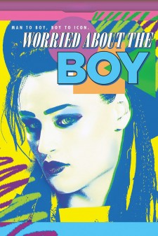 Affiche du film Worried About the Boy
