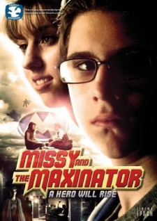 Affiche du film Missy and the Maxinator