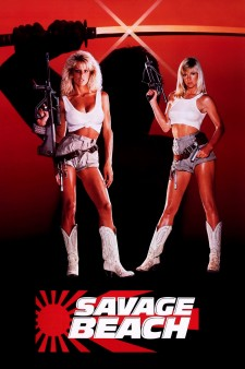 Affiche du film Savage Beach