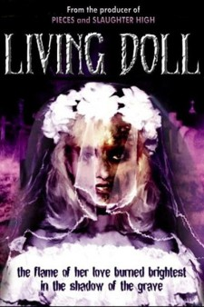 Affiche du film Living Doll
