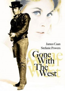Affiche du film Gone With the West