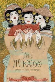 Affiche du film The Mikado