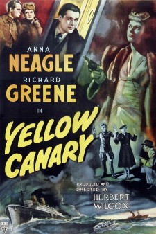Affiche du film Yellow Canary