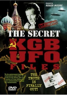 Affiche du film The Secret KGB UFO Files