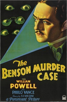 The Benson Murder Case