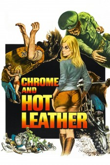 Affiche du film Chrome and Hot Leather