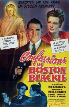 Affiche du film Confessions of Boston Blackie