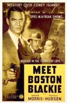 Affiche du film Meet Boston Blackie