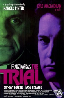 Affiche du film The Trial