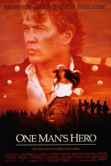 Affiche du film One Man's Hero