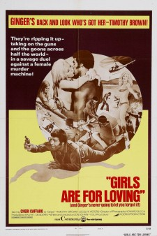 Affiche du film Girls Are for Loving