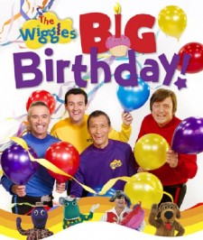 Affiche du film The Wiggles Big Birthday!