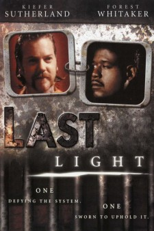 Affiche du film Last Light