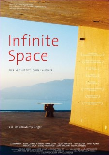 Affiche du film Infinite Space: The Architecture of John Lautner