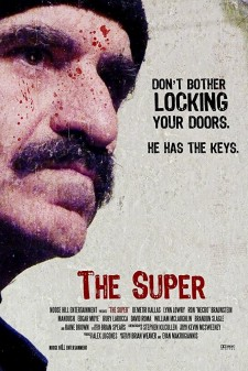 Affiche du film The Super