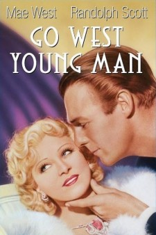 Affiche du film Go West Young Man