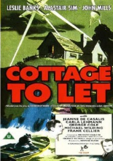 Affiche du film Cottage to Let