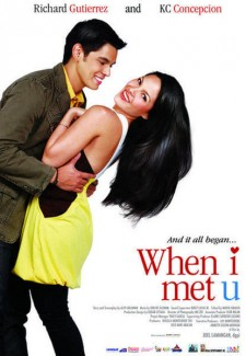 Affiche du film When I Met U