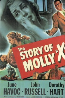 Affiche du film The Story of Molly X