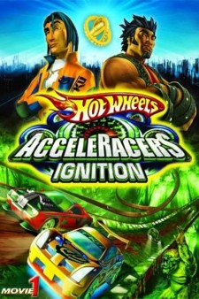 Affiche du film Hot Wheels Acceleracers: Ignition