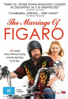 Affiche du film The Marriage of Figaro
