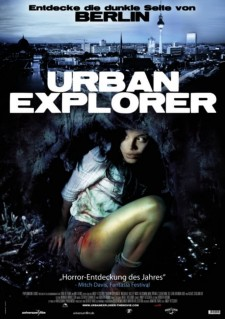 Affiche du film Urban Explorer
