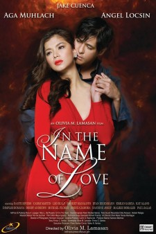 affiche du film In the Name of Love