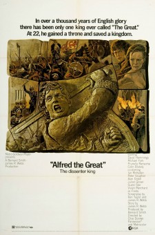Affiche du film Alfred the Great