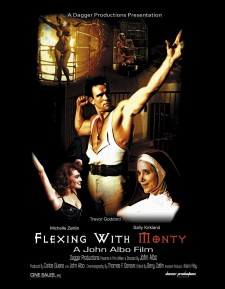 Affiche du film Flexing with Monty