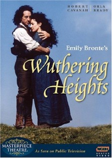Affiche du film Wuthering Heights