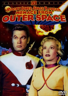 Affiche du film Menace from Outer Space