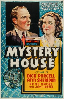 Affiche du film Mystery House