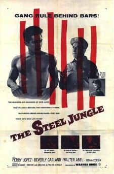 Affiche du film The Steel Jungle