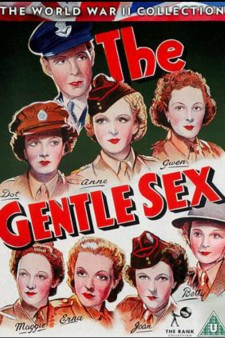 affiche du film The Gentle Sex