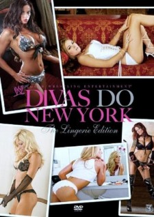 Affiche du film WWE Divas: Do New York