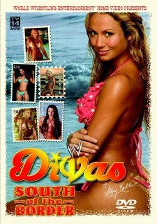 Affiche du film WWE Divas: South Of The Border