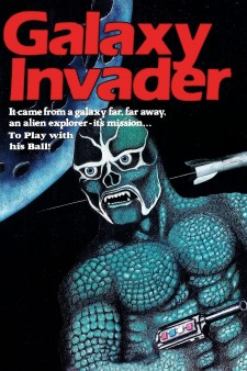 Affiche du film The Galaxy Invader