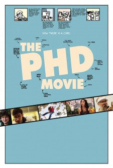 Affiche du film The PHD movie: Piled Higher and Deeper