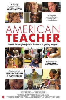 Affiche du film American Teacher