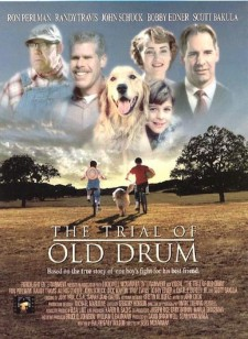 Affiche du film The Trial of Old Drum