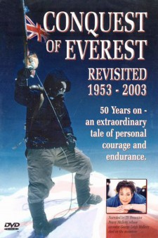 Affiche du film The Conquest of Everest
