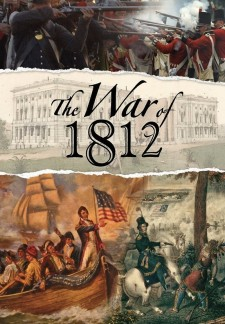Affiche du film The War of 1812