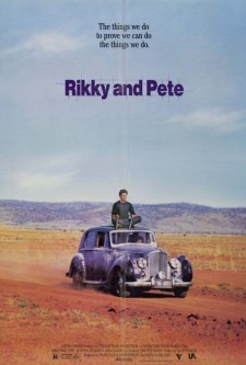 Affiche du film Rikky and Pete
