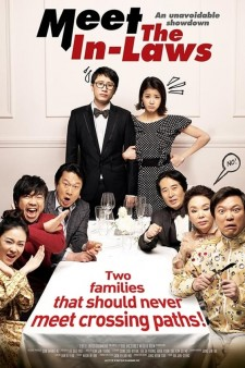 affiche du film Meet the In-Laws