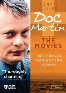Affiche du film Doc Martin and the Legend of the Cloutie