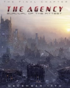 Affiche du film The Agency 3: Survival of the Fittest