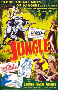 Affiche du film The Jungle