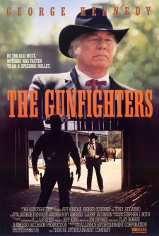 affiche du film The Gunfighters