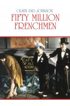 Affiche du film 50 Million Frenchmen